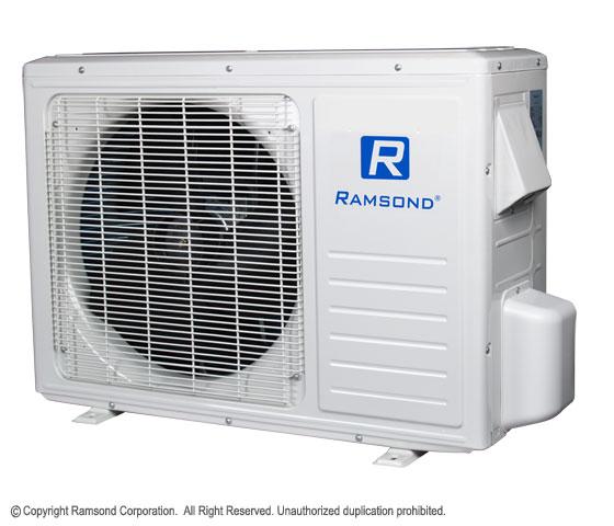 ramsond model 27gw3 9500 btu seer 13 mini split ductless air conditioner heat pump ramsond. Black Bedroom Furniture Sets. Home Design Ideas