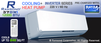 12000 BTU Inverter Mini Split