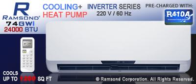 24000 BTU Inverter Mini Split